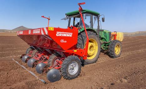 GRIMME(格立莫)GL410马铃薯(碗式)播种机