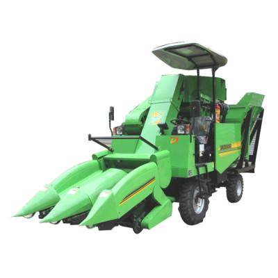大啟4YZP-2H自走式玉米收獲機
