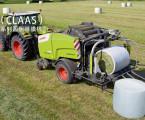 CLAAS(科樂收)ROLLANT系列圓捆纏膜機