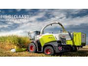 科乐收JAGUAR 850自走式青贮饲料收获机