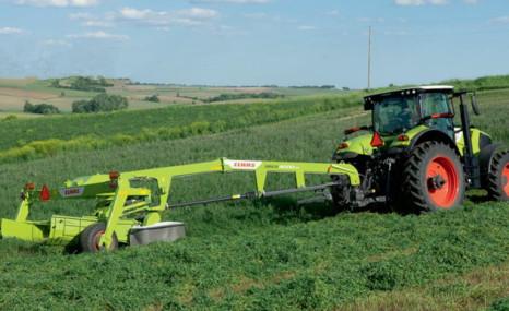 CLAAS(科乐收)DISCO系列牵引式割草压扁机