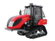 重庆鑫源SR902/1002全履带带驾驶室拖拉机