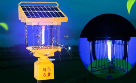 尚科SK-TFS10(21W)太阳能杀虫灯