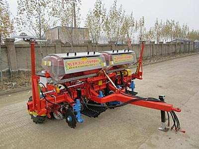 金耕2BQM-4牵引式免耕精量施肥播种机