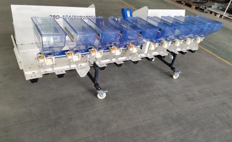 強田2BD-10A水稻直播機