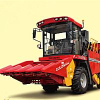 中農博遠4YZ-4M玉米收獲機
