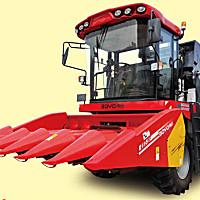 中農博遠4YZ-5F玉米收獲機