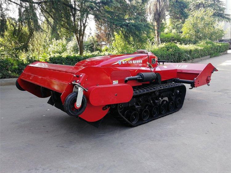 菱代120履帶果園管理機