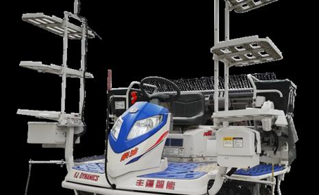 丰疆智能2Z-8A(FJC80-A25)智能高速插秧机