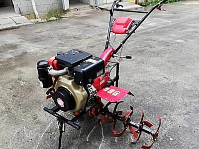 浴火機械1WG5.3-135FC-ZC微耕機