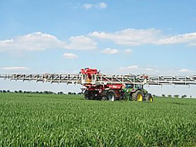 德國奧禾AGT60系列施肥機