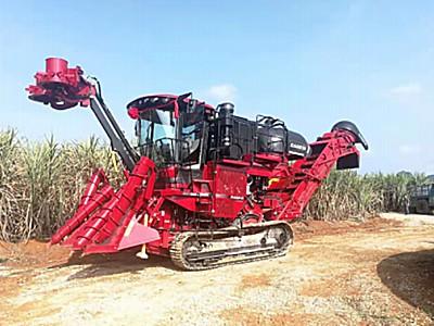 凯斯A8810型甘蔗收获机