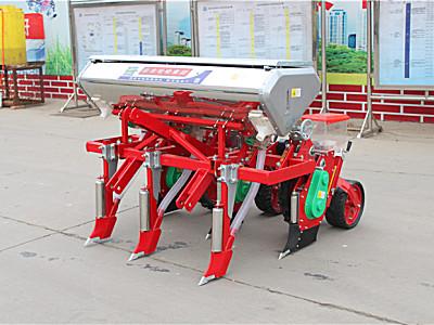 农哈哈2BYF-3/4玉米精量播种机