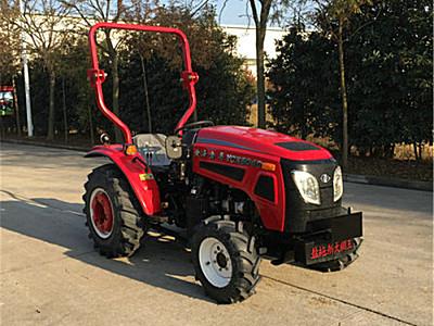黄海金马YCX504D轮式拖拉机