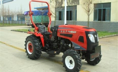 黄海金马YC604D轮式拖拉机