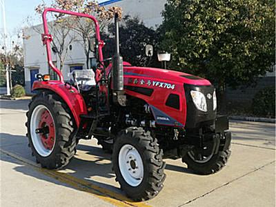 黄海金马YFX704轮式拖拉机