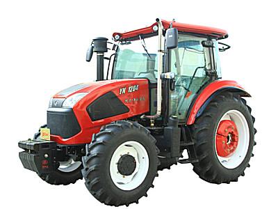 黄海金马YN1004-YN1204系列轮式拖拉机