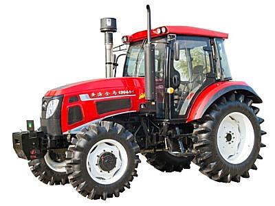 黃海金馬YG1304-YG1504系列輪式拖拉機