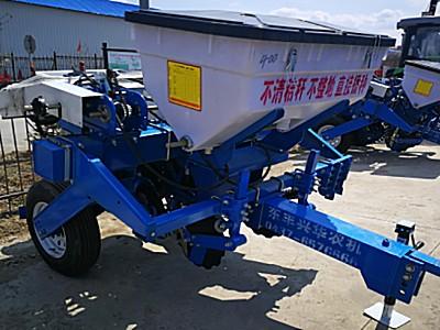 吉林啟豐2BMZF-2K型免耕指夾式精量施肥播種機