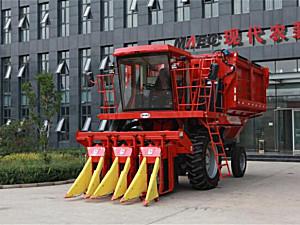 现代农装(中农机)4MZ-3型自走式采棉机