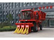 現代農裝(中農機)4MZ-3型自走式采棉機
