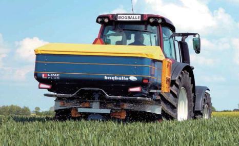 丹麦Bogballe L系列颗粒撒肥机
