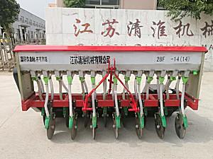 江苏清旋2BF-14(14)型施肥播种机