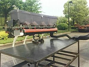 沃得2FGC-8施肥机