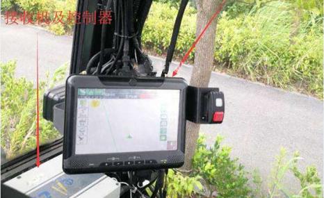 上海华测领航员NX300型北斗导航农机自动驾驶系统