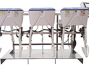 龙舟2FH-6水稻插秧同步精量施肥机