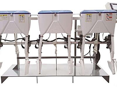 龍舟2FH-6水稻插秧同步精量施肥機