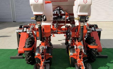 勃農2BMZ-2免耕精密播種機