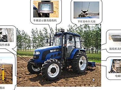 雷沃AGCS-Ⅰ农业机械导航及自动作业系统