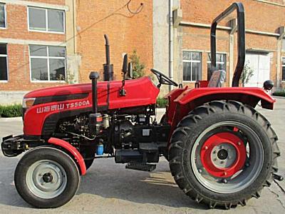 五征TS500A輪式拖拉機