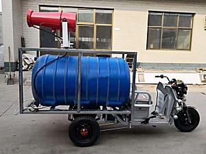 河北济农3WG-1000型车载式风送喷雾机