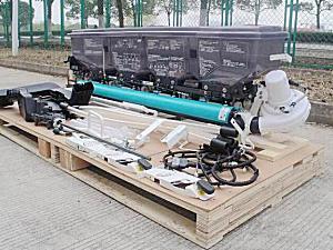 久保田2FH-1.8A(FSPV6)侧深施肥机