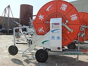 天水JP75-300绞盘式喷灌机