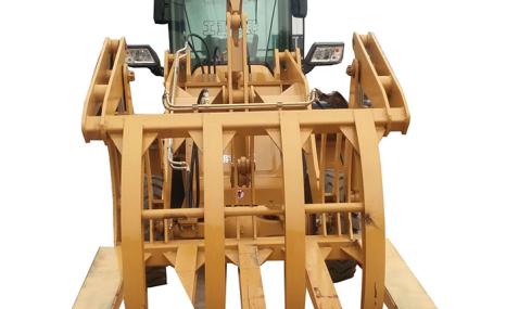 湖南明宇7ZL-48輪胎式抓草機