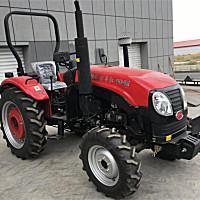萬年紅804E輪式拖拉機