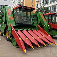 金九源4YZB-5玉米收获机
