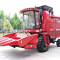 天凱中銳4YZL-5玉米收獲機