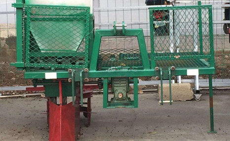 保利丰2CZ-2甘蔗种植机