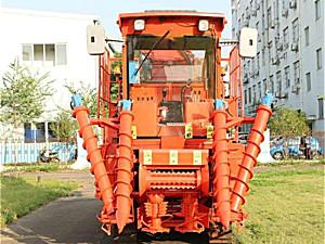 广西福域4GQ-130A切段式甘蔗联合收割机