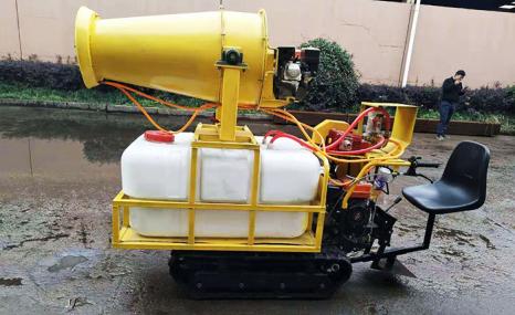 台州华绿3WG-380型履带自走式风送喷雾机