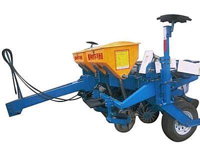 通联机械2BMZF-4指夹式免耕播种机