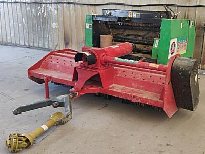 富農機械9YQ-2300圓草捆打捆機