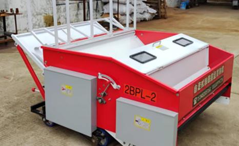 江苏凯帝尔2BPL-2型自走式秧盘育秧播种机