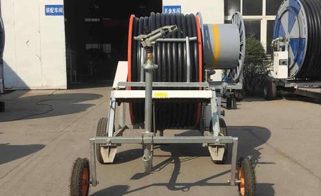 江蘇華源JP50-150輕型卷盤式噴灌機