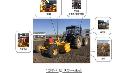 黑龙江龙格优12PW-3卫星平地机