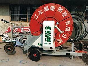 德源JP75/300绞盘式喷灌机